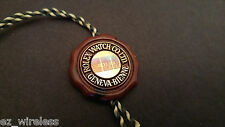 ORIGINAL ROLEX CERTIFIED CHRONOMETER RED SEAL HANG TAG HANGTAG (RECENT STYLE)