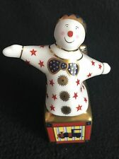 Royal Crown Derby Treasures of Childhood - Jack in the box - Paperweight