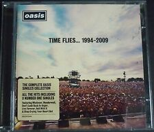 OASIS TIME FLIES... 1994-2009 DOUBLE CD 2010 BIG BROTHER RKIDCD66