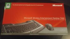 Microsoft Wireless Entertainment Desktop 7000