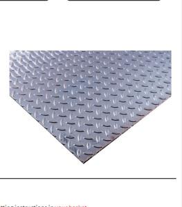 Steel Checker Plate/ Tread Plate/ Durbar Sheet / Floor Plate