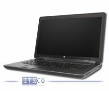 NOTEBOOK HP ZBOOK 17 G2 CORE i7-4810MQ 4x 2.8GHz 8GB RAM 500GB HDD