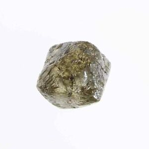 Affascinante Marrone Chiaro Colore Cristallo 0.91 Carato I2 Purezza Naturale