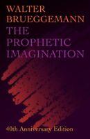 Prophetic Imagination, Paperback by Brueggemann, Walter; Hankins, Davis (FRW)...