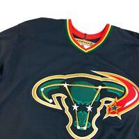 Mike Modano Rare Vintage Dallas Stars Koho Jersey Mooterus AirKnit NHL #9