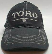 TORO 100 Years A Century of Innovation Black Baseball Cap Hat Adjustable