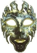 Masken und Augenmasken mit dem Thema Theater Karneval
