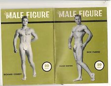 The MALE FIGURE muscle gay interest magazine/DICK PARDEE Volume 19