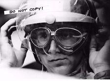 9x6 Photograph, Silvio Moser Portrait  F1/Sportscar Driver