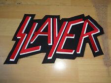 Slayer Patch Shape Patch Backpatch Thrash Metal Exodus