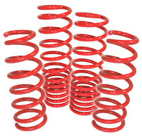 01-05 Lexus Is300 Altezza Suspension Lower Lowering Coil Drop Spring Kit Red