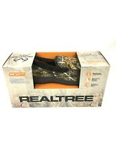 Realtree Xtra Men's Camouflage Rubber Sole Lined Slippers Sz Medium 8-9