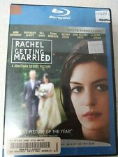 Rachel Getting Married Blu ray only NO DVD or Digital copy included