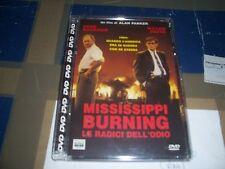 DVD MISSISSIPPI BURNING LE RADICI DELL'ODIO JEWEL