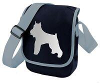 Schnauzer Bag Dog Walkers Bag Shoulder Bags Xmas Gift Birthday Gift +New Colors