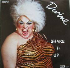 "DIVINE - SHAKE IT UP - 12""  45 RPM"