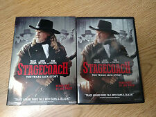 ** Stagecoach: The texas Jack story ~ DVD