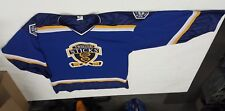 """New Hockey Jersey Team 'Twisted Sticks"""" Quality Excellent Adult-L St Louis Blues"""