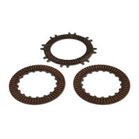 For Honda SL70 CT70K0 CT70 Motosport 70 C70M Sport 65 Clutch Friction Disk Plate