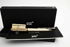 MONTBLANC NOBLESSE OBLIGE- Ivory & Gold Ballpoint - Comes New in all Boxes! GEM!