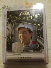 2012 racing artifacts Legends Alan Kulwicki Race-Used Firesuit  55/99  auth!