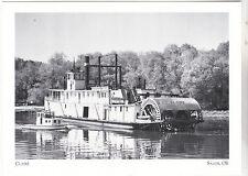 "*Postcard-""Sternwheeler Claire""...on The Willamett- CLASSIC*Salem, Oregon (#137)"