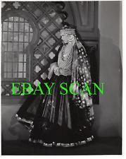 "JETTA GOUDAL Vintage Original Photo ""FORBIDDEN WOMAN"" ""WILLIAM THOMAS"" Portrait"