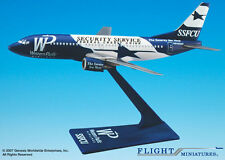 Flight Miniatures Western Pacific SSFCU Credit Union Boeing 737-300 1:200 Scale