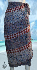 BEAUTIFUL PAREO | Sarong, Hawaii Pareo, Beach Cover-up, Scarf Shawl Wrap | S2014