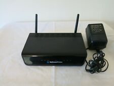 NetComm Wireless ADSL2+ WIFI Modem Router Black NB604N