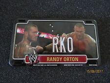2012 Topps WWE Power Plates Randy Orton RKO