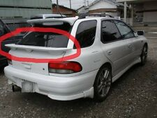 JDM SUBARU IMPREZA WAGON GF8 KOUKI VERSION REAR MIDDLE WING SPOILER RARE OEM