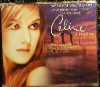 Celine Dion / My Heart will go on - Dance Mixes -  Maxi OST Titanic