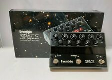 More details for eventide space reverb and beyond effects unit (155845)