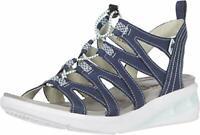 JBU by Jambu Women's Prism Wedge Sandal, Denim Mint, Size 6.0 xql6