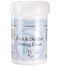 RENEW Neck & Decollete Firming Cream  250ml / 8.4oz+ samples
