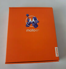 New in Box Motorola E E4 MOT XT1766 16GB 2GB RAM (Sprint) Smartphone - Black