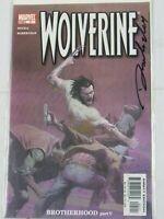 Wolverine #5 Nov. 2003 Marvel Comics Signed by Darick Robertson
