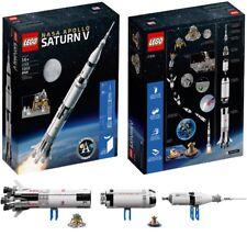 LEGO Ideas 21309 NASA APOLLO 11 Razzo Saturn V Apollo NUOVO e SIGILLATO