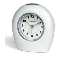 Orologio Johnson sveglia allarme clock radio controllato con luce SVR120 - Rotex