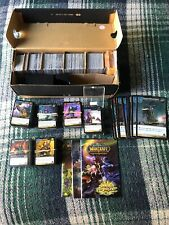 World of Warcraft WoW TCG - Trading Card Game Lot 1200+ Pcs - Potluck