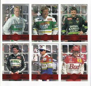 1995 Premium RED HOT PARALLEL #26 Steve Kinser SCARCE! ONE CARD ONLY!