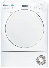 Candy CSC9LF 9KG LED Display NFC Sensor Dry Condenser Tumble Dryer - White