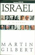 Israel: A History ~ Martin Gilbert ~ Mint & Unread