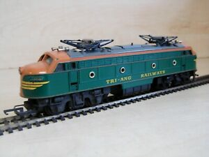 Tri-ang OO - R257 Transcontinental Overhead Electric Locomotive