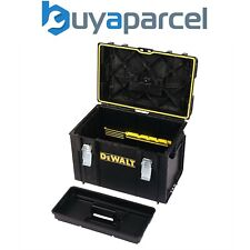 Dewalt Tough System DS400 1-70-323 Stackable Organiser Toolbox Powertool Case