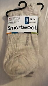 Brand New Women's Smartwool Cable II Crew Socks Sz Medium $18.95 Value Moonbeam