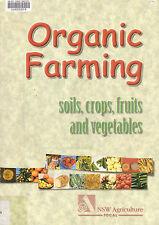 ORGANIC FARMING N.S.W. Agriculture **GOOD COPY**