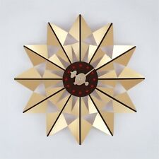 Retro Amazing Gorgeous Gold Modern Style Wall Clock Mid Century