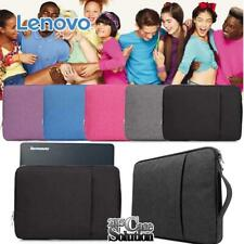 """Laptop Carry Pouch Sleeve Case Bag For 13 14"""" 15"""" Lenovo Chromebook IdeaPad Yoga"""